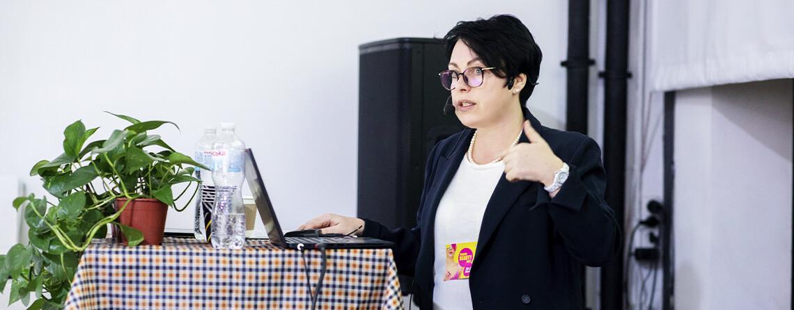 Жанна Никитина бренд-консультант компании «Медавита»