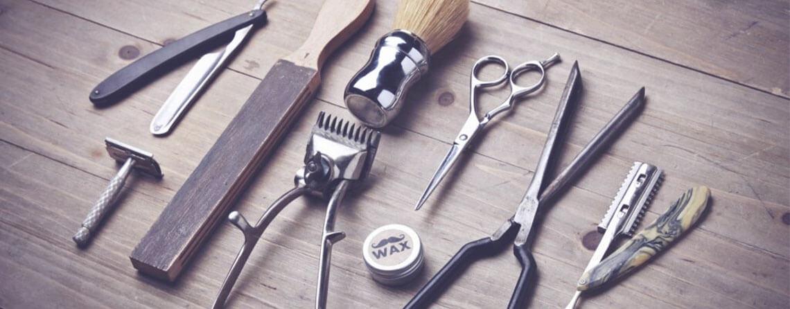 Інструменти і засоби для догляду за бородою