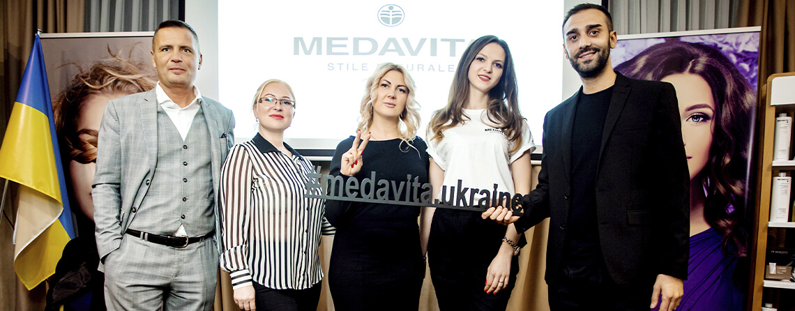 MEDAVITA в Украине