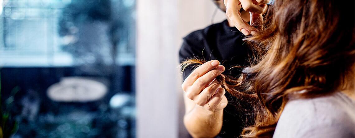 Матовая глина для укладки волос или воск